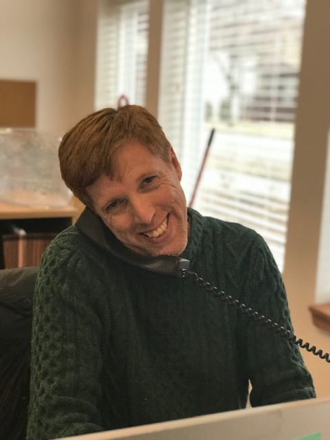 Meet Rapid Rehousing Case Manager Ben Pershey