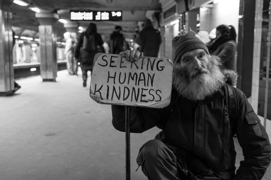 COVID-19 makes the homeless even more vulnerable