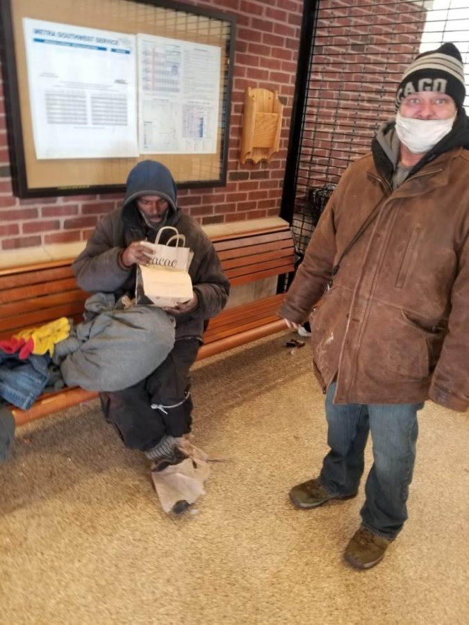 Former BEDS clients help Street Outreach team reach those experiencing homelessness