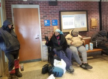 BEDS Street Outreach team braves elements to find those experiencing homelessness