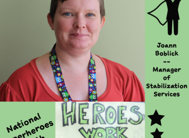 Meet BEDS Superhero, Joann Boblick