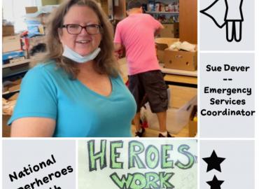 Meet BEDS Superhero, Sue Dever
