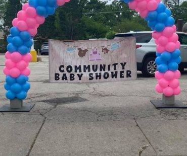 Baby shower photo